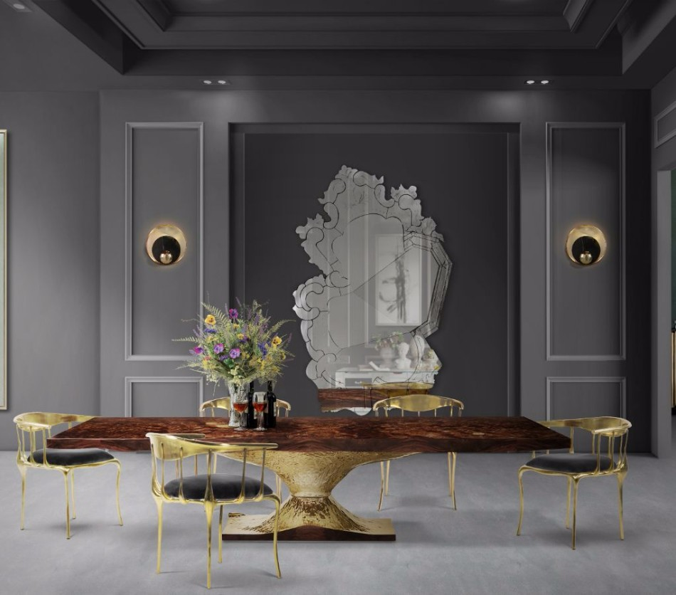7 Modern Dining Tables By Boca do Lobo's Limited Edition Collection | www.bocadolobo.com #diningtables #tables #diningroom #thediningroom #diningarea #diningareadesign #roomdesign #productdesign #creativedesign #luxury #luxurious #luxurydiningtables #luxurybrands #famousbrands #limitededition @moderndiningtables modern dining tables 7 Modern Dining Tables By Boca do Lobo's Limited Edition Collection 7 Modern Dining Tables By Boca do Lobo   s Limited Edition Collection 2
