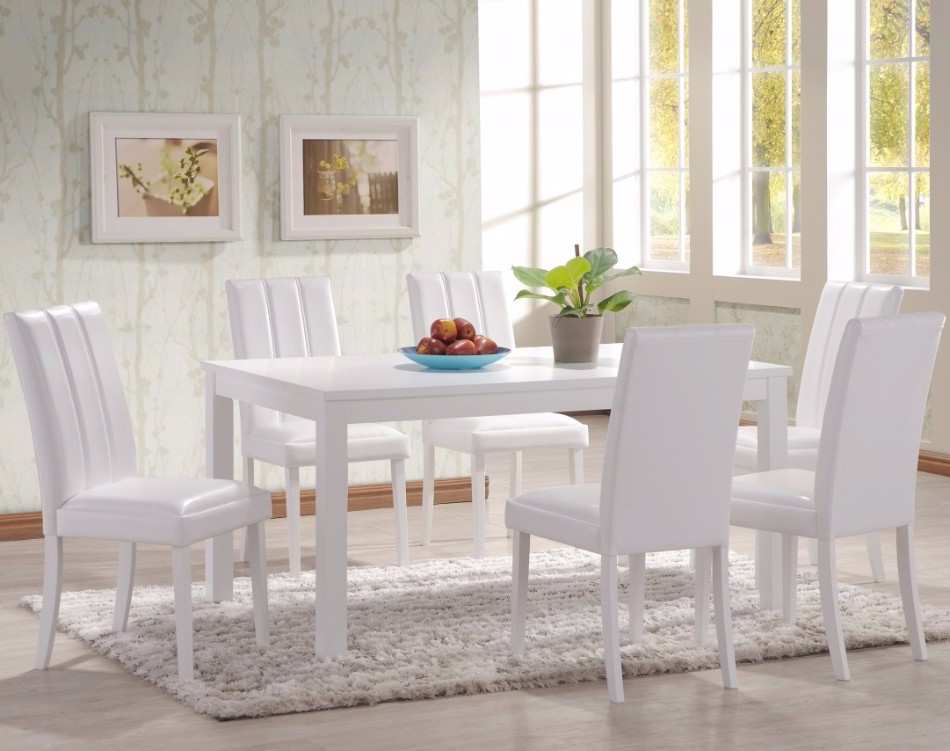 10 Brilliant Ideas Of All-White Dining Areas | www.bocadolobo.com #moderndiningtables #diningarea #thediningarea #diningareadesign #white #luxury #allwhite #interiordesign #homedecorideas @moderndiningtables Dining Room 10 Brilliant Ideas Of All-White Dining Rooms 10 Brilliant Ideas Of All White Dining Rooms 9
