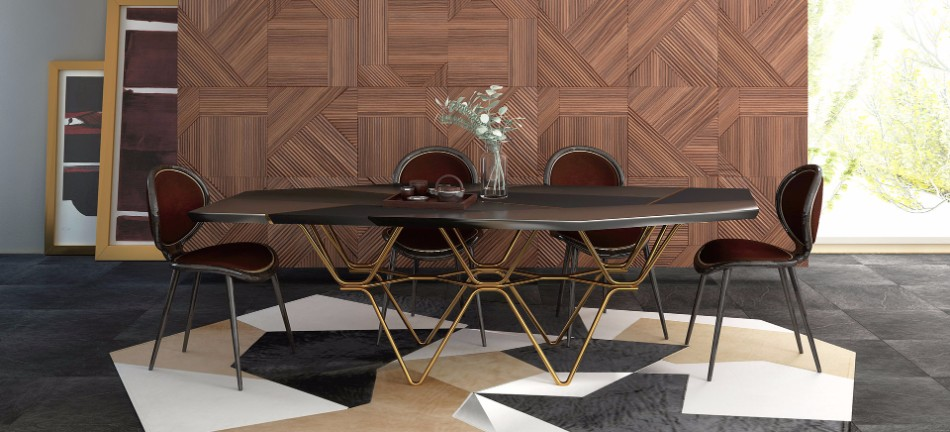 10 Exhibitors Presenting Luxury Products At Decorex | www.bocadolobo.com #moderndiningtables #diningtables #londondesignfestival #london #exhibitors #luxurybrands #famousbrands #uk #designfest @moderndiningtables