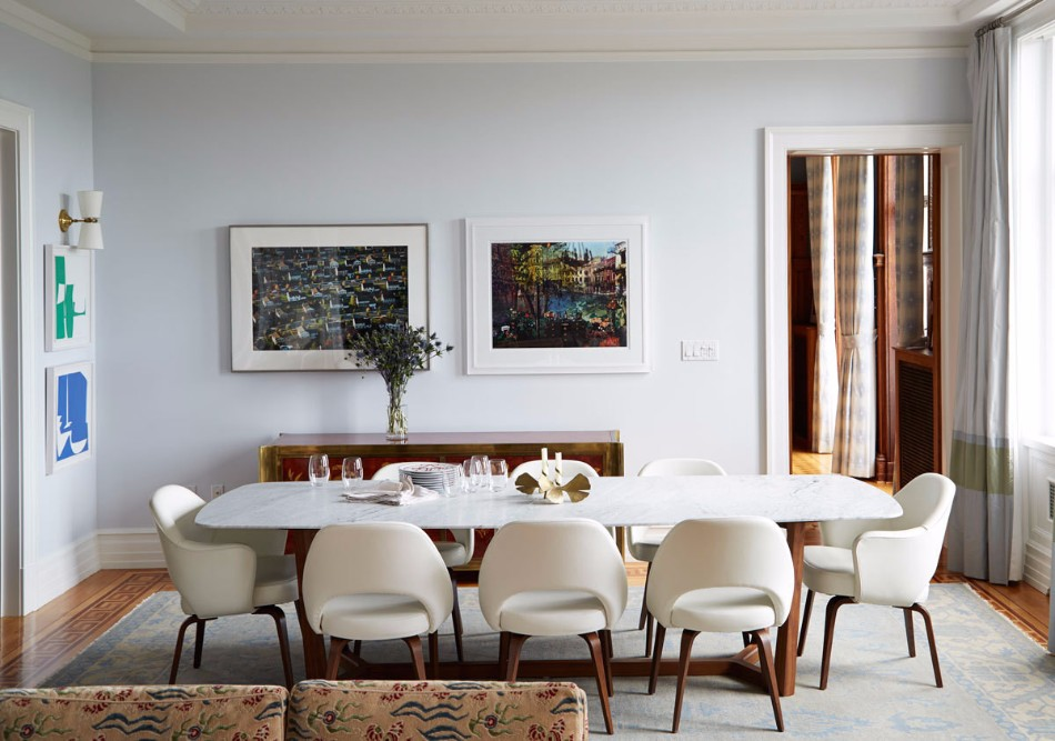 Stunning Dining Areas Designed By Peter Marino