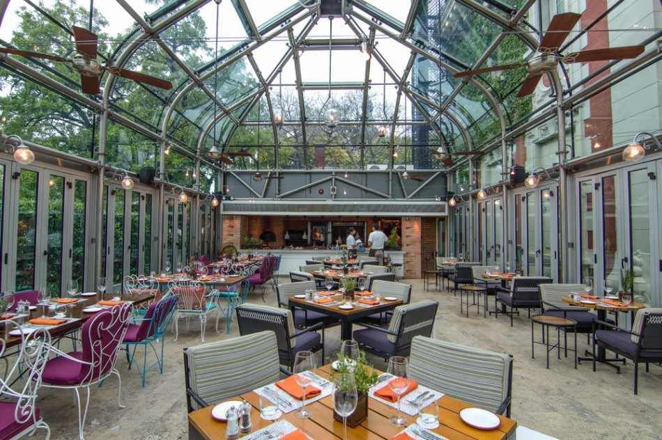 The Most Beautiful Glass Restaurants In The World
