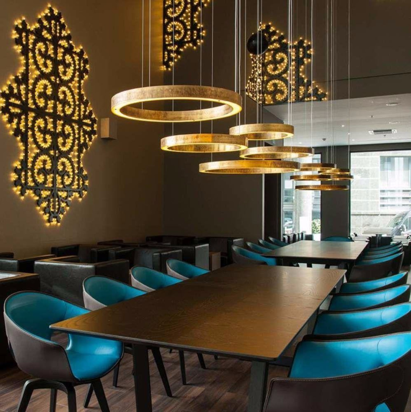 Amazing dining room designs by top interior designers for Kitzig interior