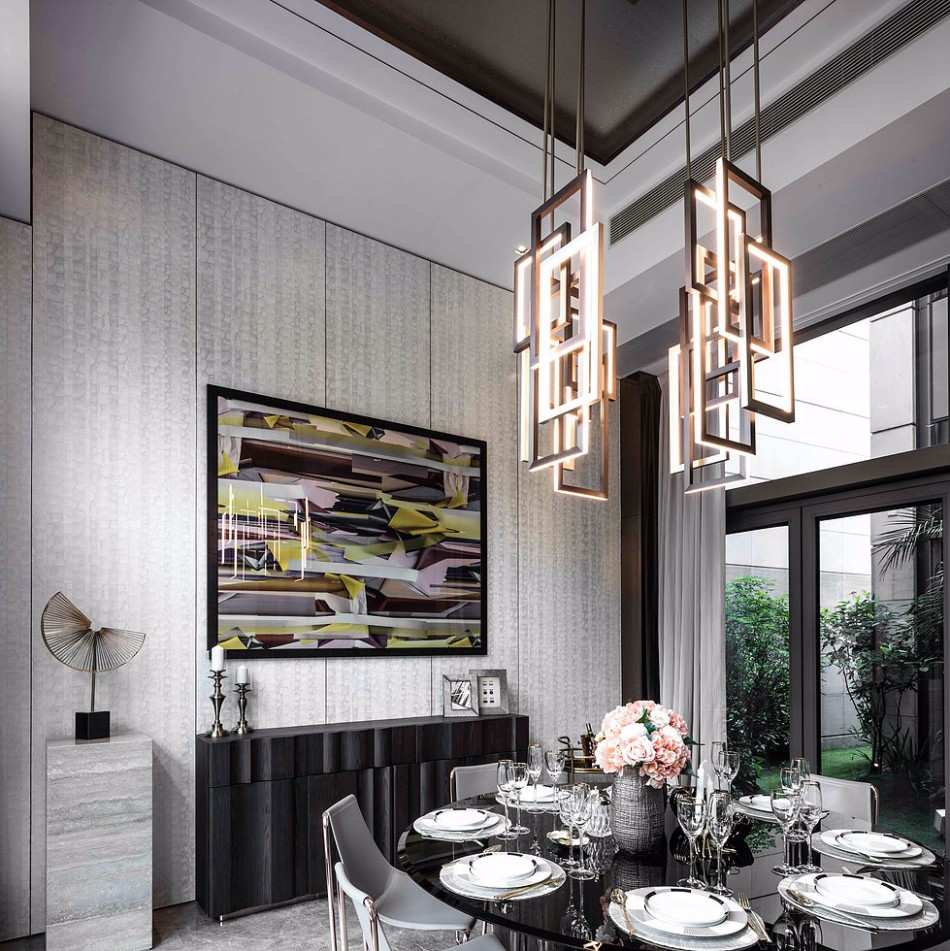 Luxury Dining Room Ideas by Best Interior Designers in Hong Kong | www.bocadolobo.com #hongkong #interiordesign #topinteriordesigners #moderndiningtables #diningtables #diningroom #thediningroom #diningarea #luxurybrands #exclusivedesign #bestinteriordesigners @moderndiningtables Top Interior Designers Luxury Dining Room Ideas by Top Interior Designers in Hong Kong Luxury Dining Room Ideas by Top Interior Designers in Hong Kong 8