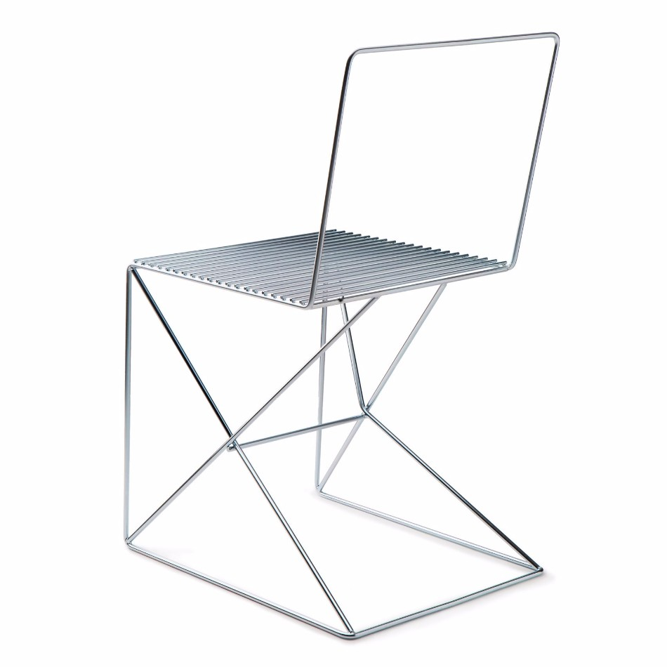 ... University Students Design Dining Chairs Using Only Steel Rods |  Www.bocadolobo.com #