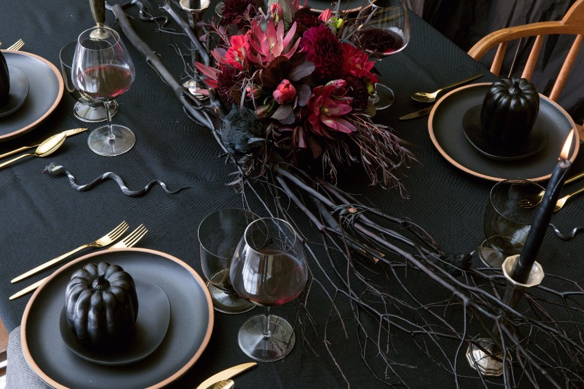 thanksgiving The Best Dining Table Décor Ideas For Thanksgiving black