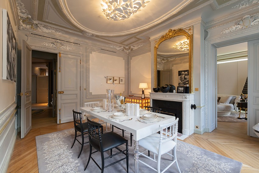 Top Interior Designer 10 Beautiful Dining Room Ideas By Top Interior  Designer Gérard Faivre Deco Estilo