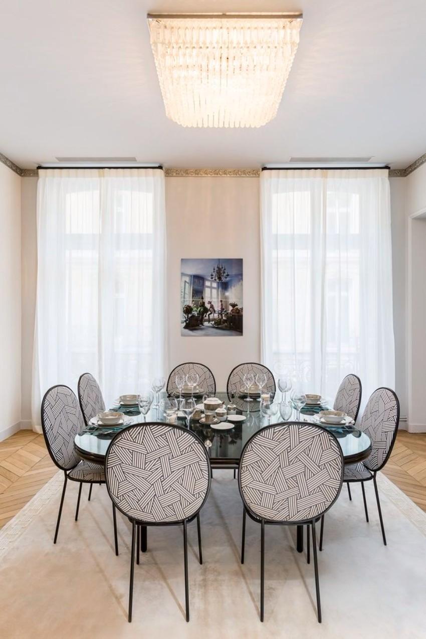 10 Beautiful Dining Room Ideas by Top Interior Designer Gérard Faivre