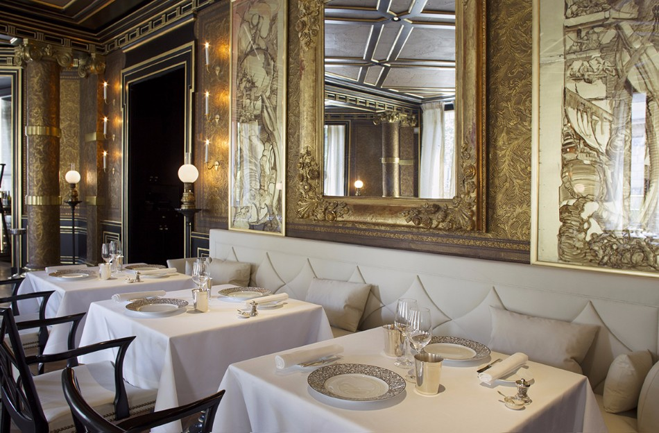 Super Chic And Sophisticated Luxury Restaurants In Paris - 7 important interior design features restaurants