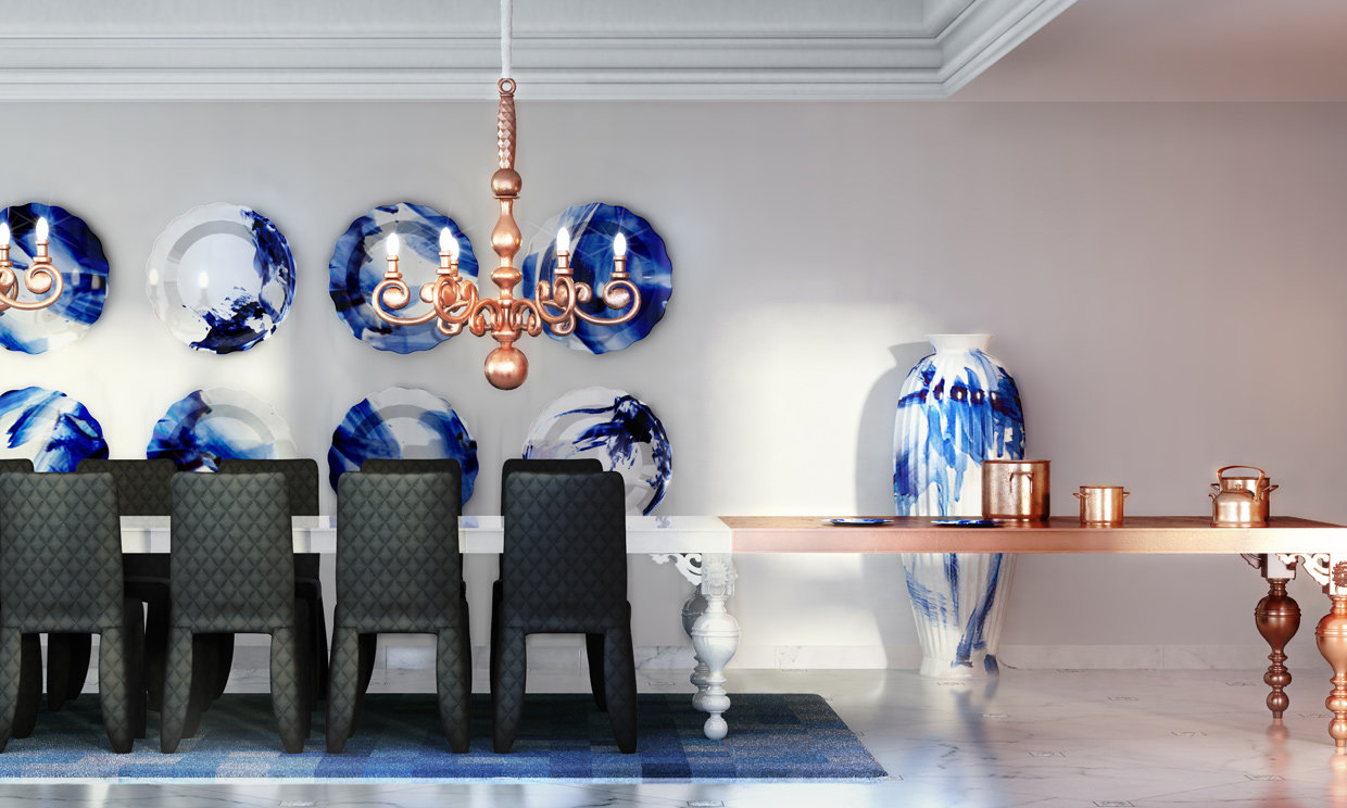 marcel wanders Luxurious Dining Room Ideas By Top Interior Designer Marcel Wanders 11 Luxurious Dining Room Ideas By Top Interior Designer Marcel Wanders