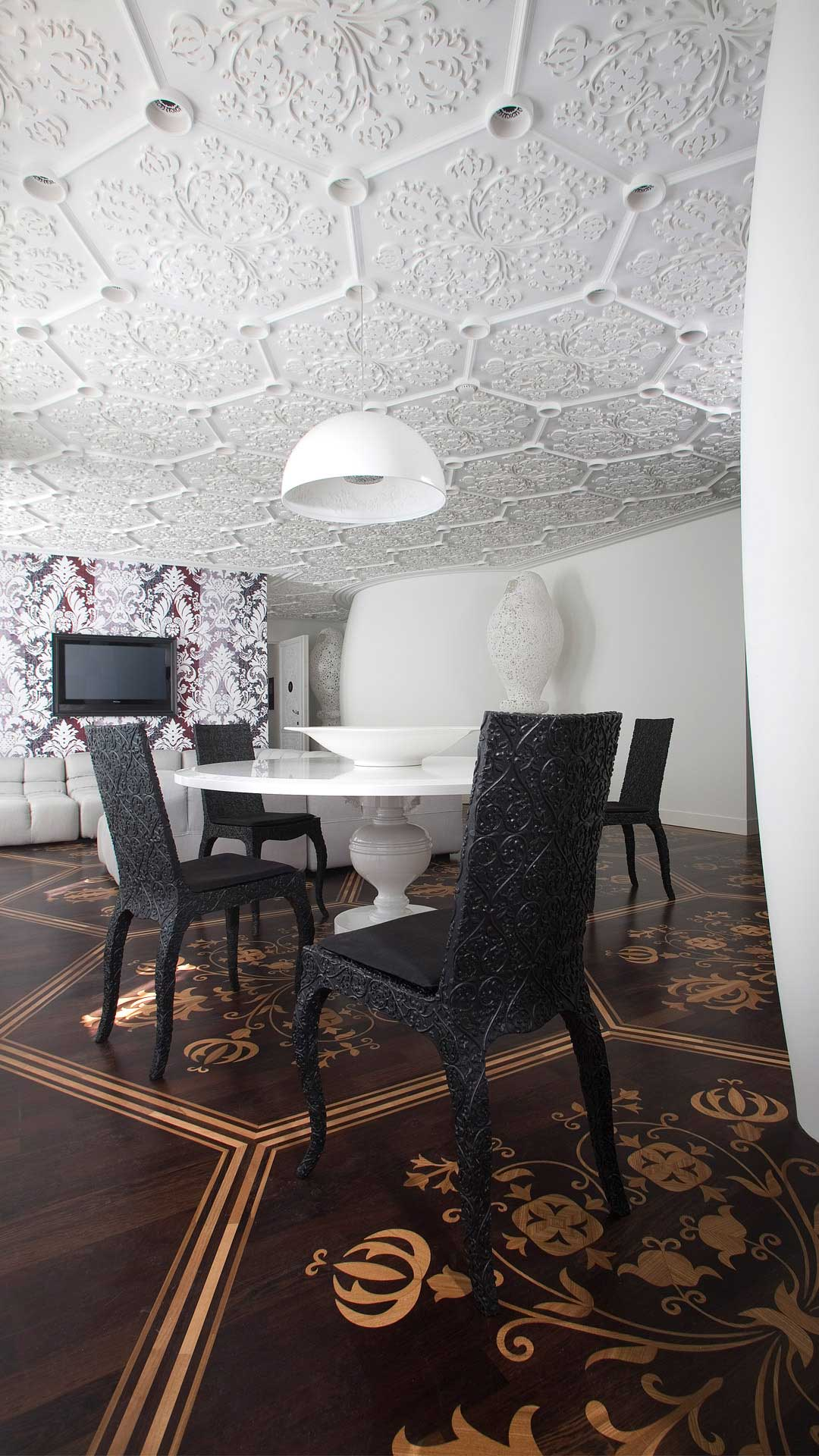 marcel wanders Luxurious Dining Room Ideas By Top Interior Designer Marcel Wanders 2 Luxurious Dining Room Ideas By Top Interior Designer Marcel Wanders 3