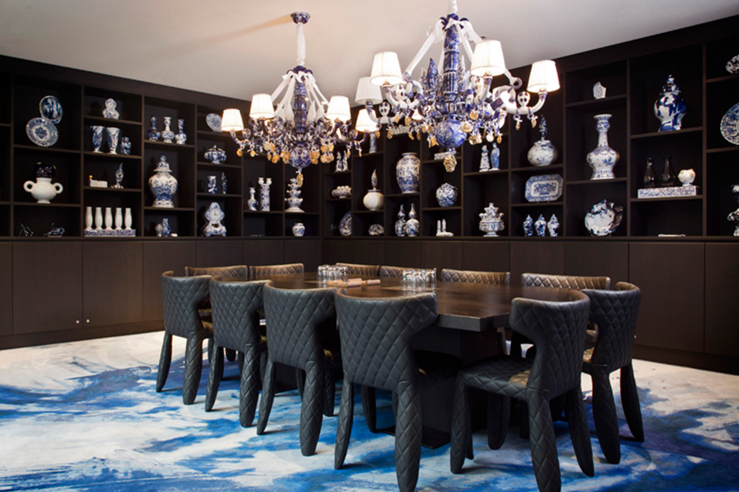 marcel wanders Luxurious Dining Room Ideas By Top Interior Designer Marcel Wanders 4 Luxurious Dining Room Ideas By Top Interior Designer Marcel Wanders 1
