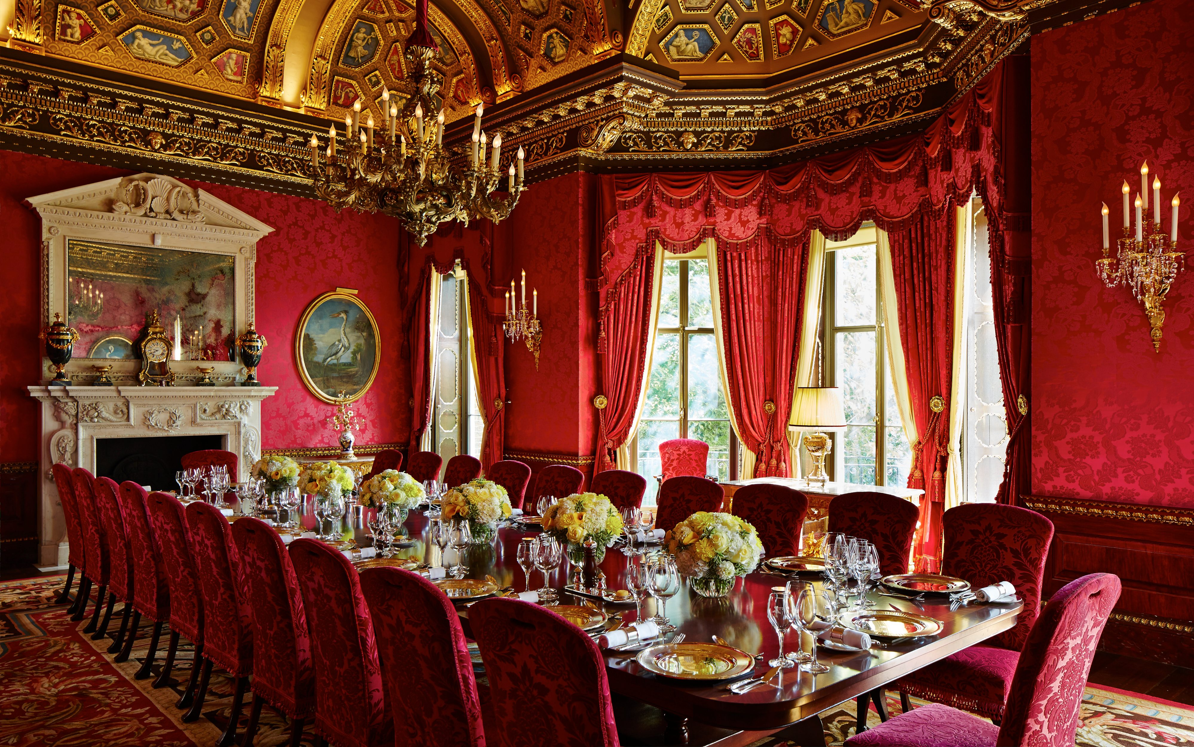 private dining room The World's Most Remarkable Private Dining Rooms 4 The Worlds Most Remarkable Private Dining Rooms