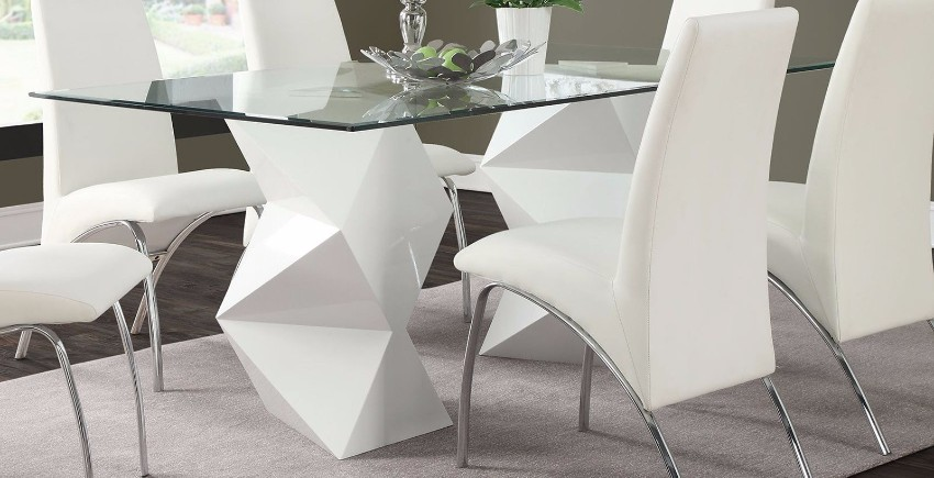 double pedestal dining table The Most Exquisite Double Pedestal Dining Tables You Can Find Ophelia
