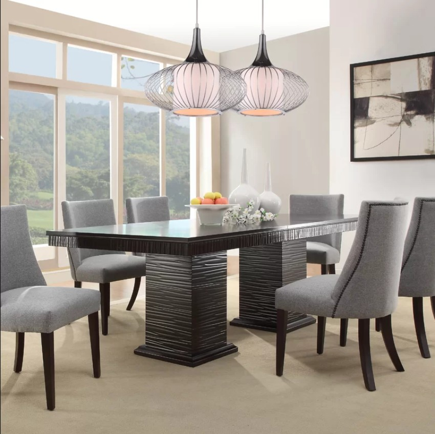 double pedestal dining table The Most Exquisite Double Pedestal Dining Tables You Can Find cadogan