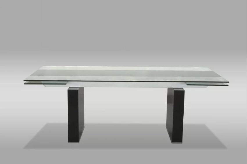 double pedestal dining table The Most Exquisite Double Pedestal Dining Tables You Can Find cower clear