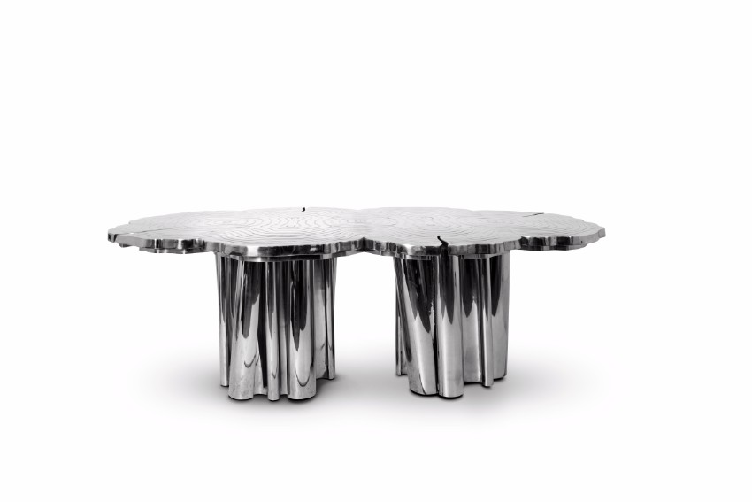 The Most Exquisite Double Pedestal Dining Tables You Can Find double pedestal dining table The Most Exquisite Double Pedestal Dining Tables You Can Find fortuna silver 03