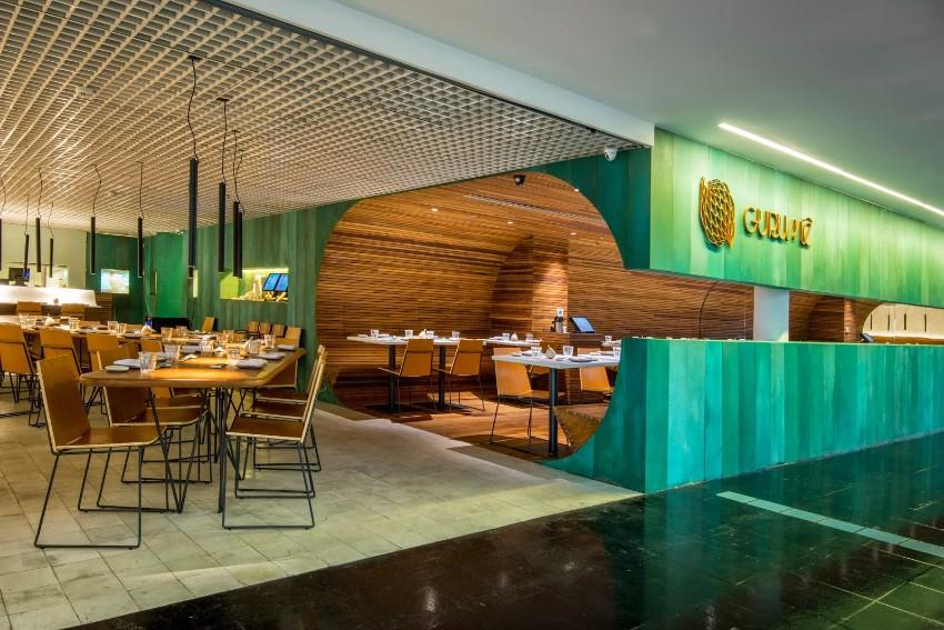 Gurumê Luxury Restaurant by Bernardes Arquitetura