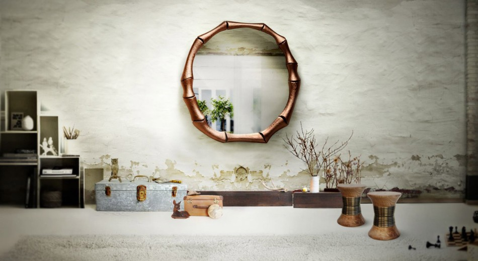 8 Luxury Mirrors for Your Dining Room | www.bocadolobo.com #moderndiningtables #diningroom #diningarea #diningdesign #mirror #wallmirrors #interiordesign #exclusivedesign @moderndiningtables