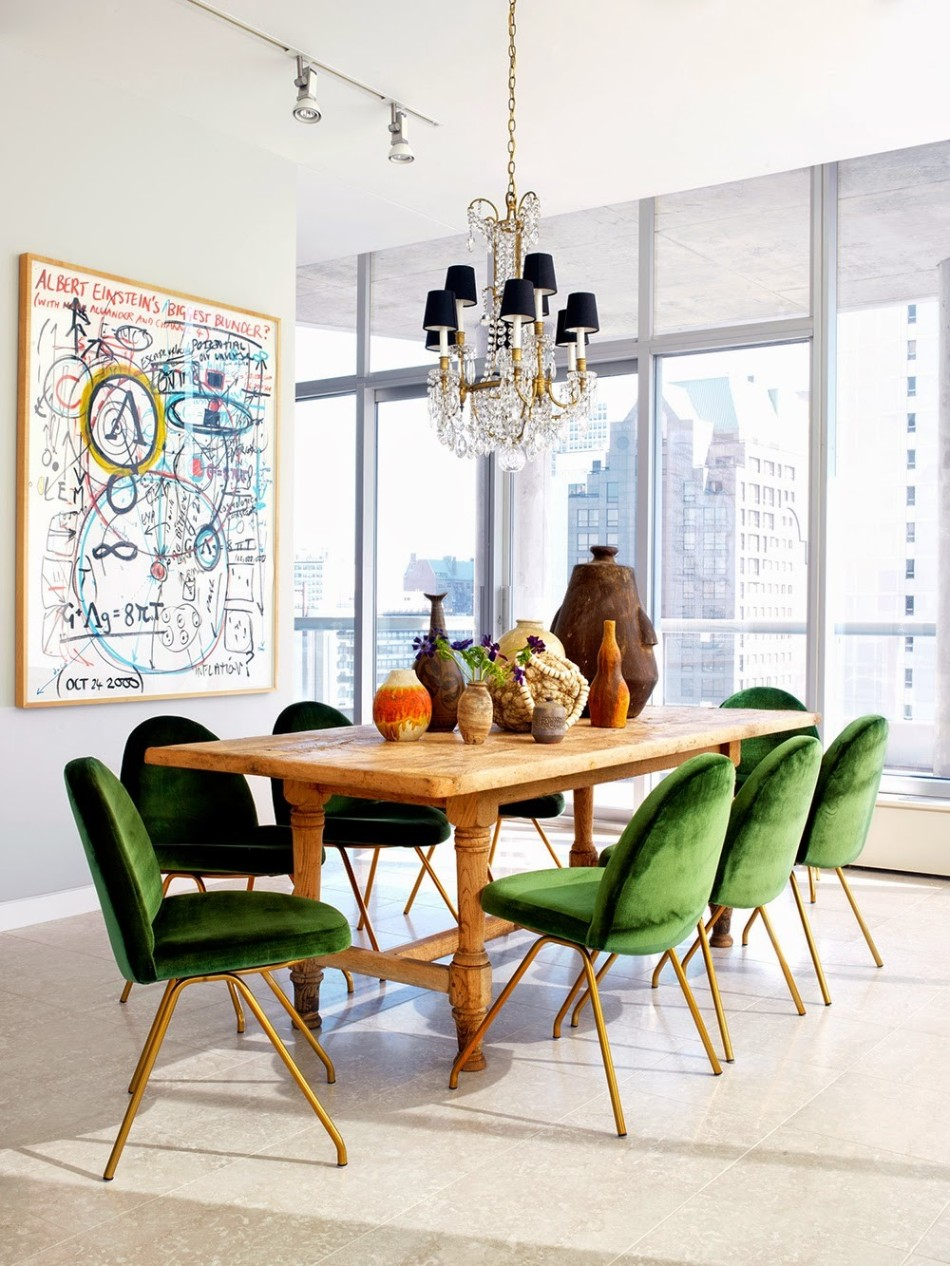 Nate Berkus's Beautiful Dining Room Ideas | www.bocadolobo.com #diningtables #moderndiningtables #diningroom #moderndiningroom #interiordesign #interiordesigners #topinteriordesigners #nateberkus @moderndiningtables