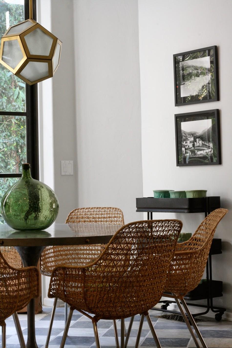 Berkus's Beautiful Dining Room Ideas | www.bocadolobo.com #diningtables #moderndiningtables #diningroom #moderndiningroom #interiordesign #interiordesigners #topinteriordesigners #nateberkus @moderndiningtables