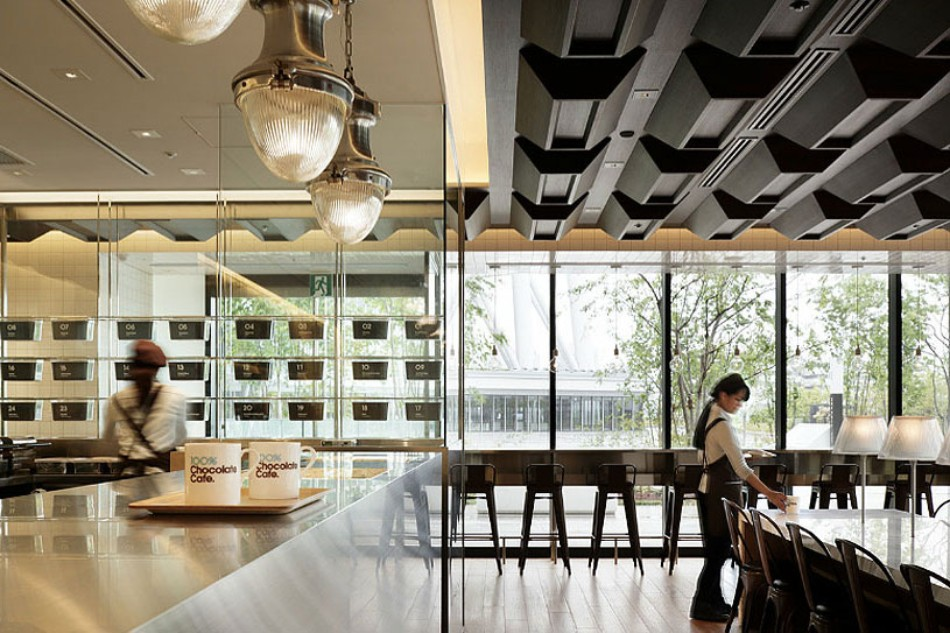 The Stunning Dining Area of a 100% Chocolate Cafe | www.moderndiningtables #finingtables #moderndiningtables #diningroom #thediningroom #diningarea #diningdesign #roomdesign #restaurant #tokyo @moderndiningtables dining area The Stunning Dining Area of a 100% Chocolate Cafe The Stunning Dining Area of a 100 Chocolate Cafe 2