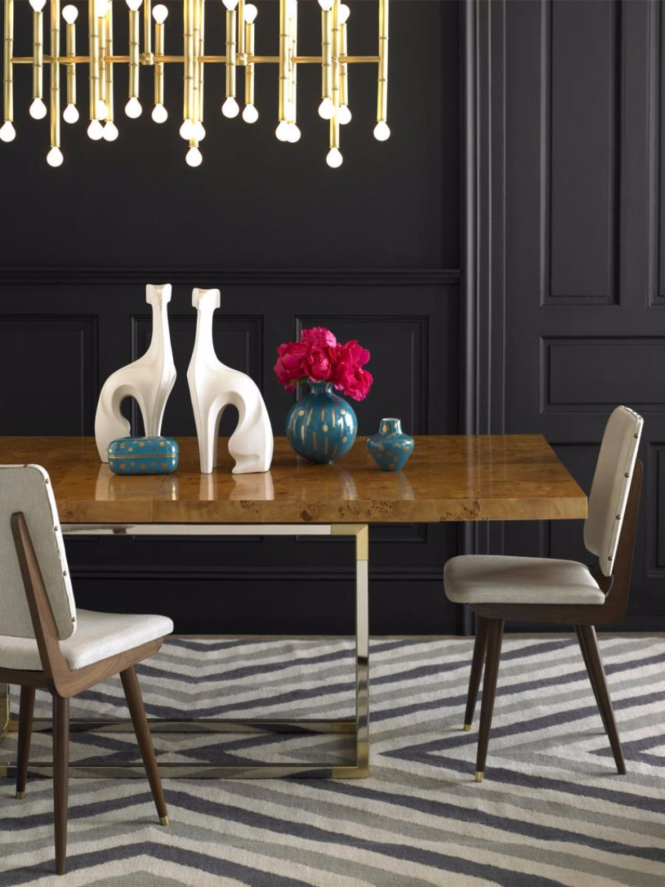 Top 10 Dining Room Decor Trends for 2018 | www.bocadolobo.com #moderndiningrooms #diningroom #diningtables #tables #trends #2018trends @moderndiningtables dining room decor Top 10 Dining Room Decor Trends for 2018 Top 10 Dining Room Decor Trends for 2018 6