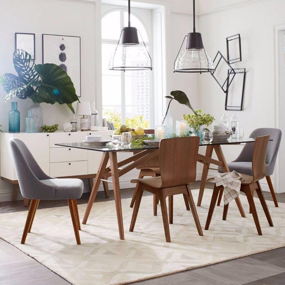 Top 10 dining room decor trends for 2018 for Dining room designs 2018