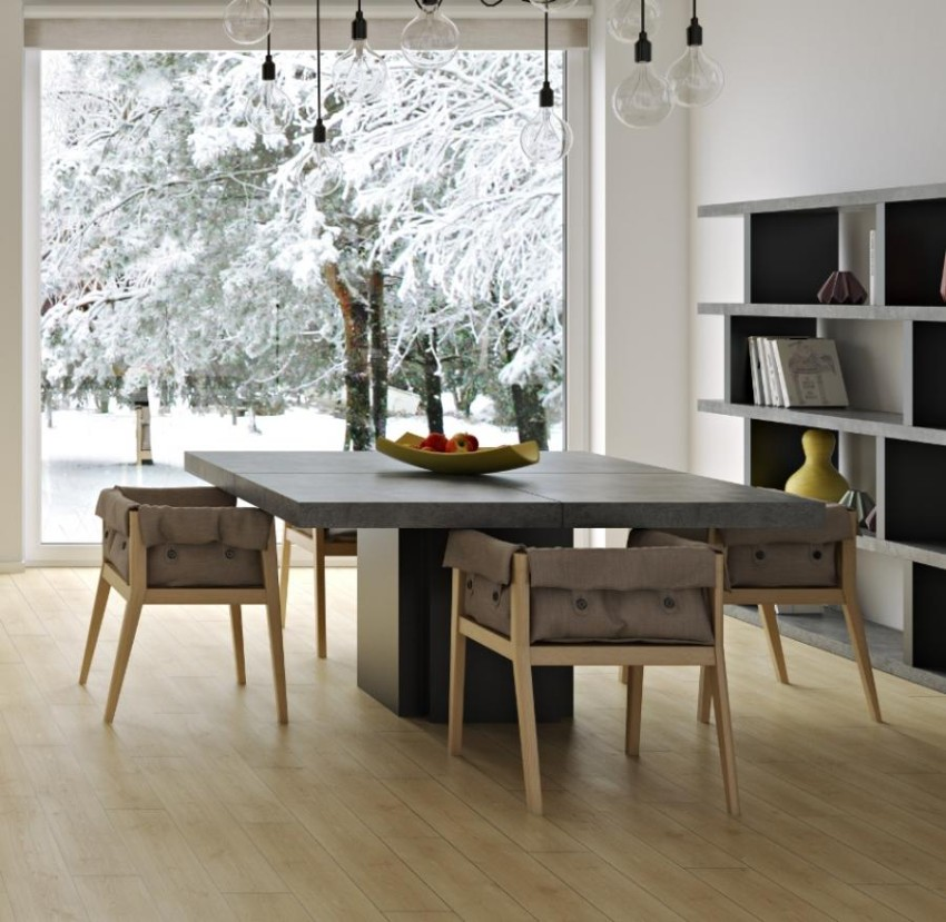 exclusive design square dining tables 10 Most-Wanted Square Dining Tables 10 Most Wanted Square Dining Tables3