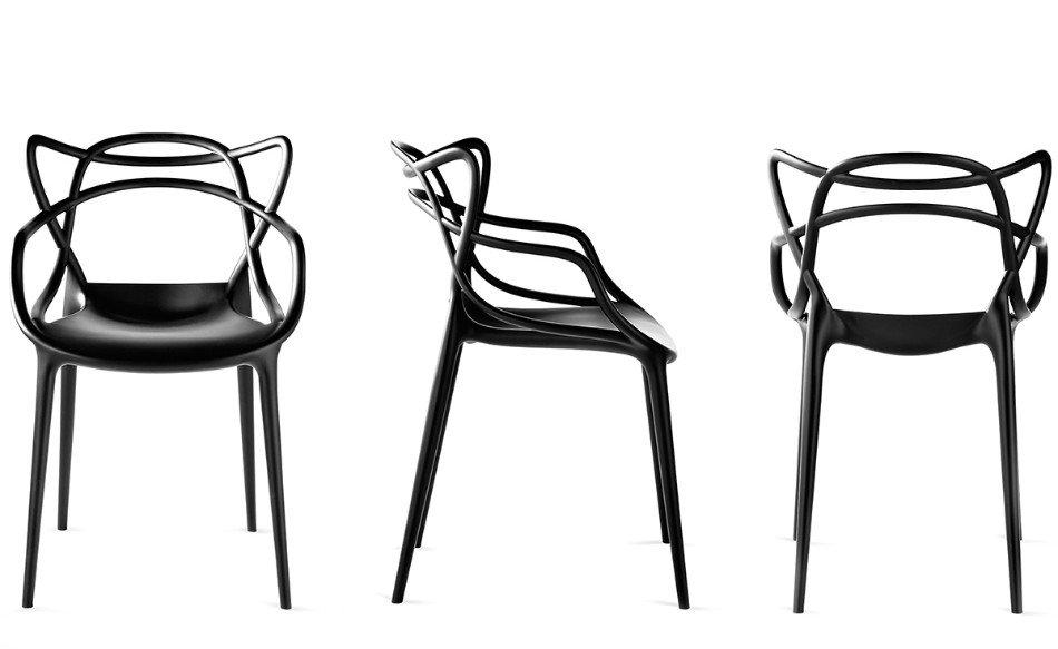An Amazing Chair by Philippe Starck | www.bocadolobo.com #moderndiningtables #diningtables #diningroom #thediningroom #diningchair #philippestarck @moderndiningtables dining chair An Amazing Dining Chair by Philippe Starck An Amazing Dining Chair by Philippe Starck 9