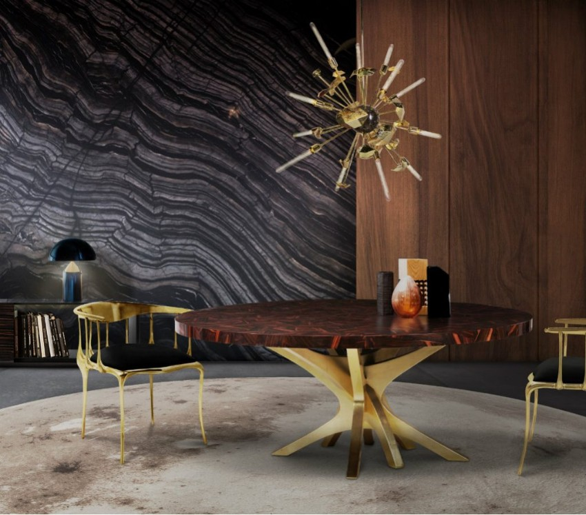 contemporary dining tables Contemporary Dining Tables For Your Dining Room Boca do lobo Patch