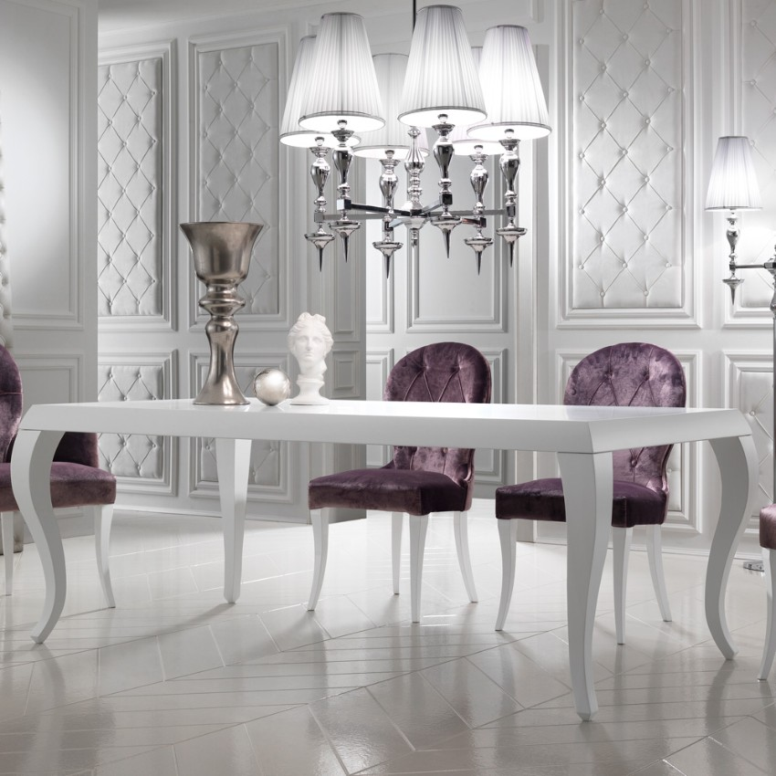 dining tables Stunning Dining Tables To Make Your Everyday Meal Agreeable Contemporary Dining Room Ideas to Inspire You
