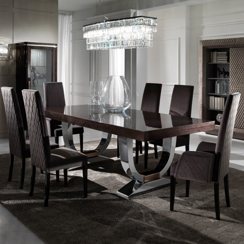 contemporary dining tables Furnish Your Dream Home With Contemporary Dining Tables Contemporary Dining Room Ideas to Inspire You3