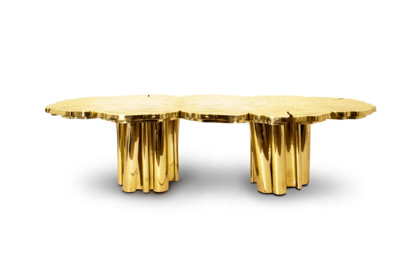 modern dining table Discover the Best Modern Dining Table Finishes Fortuna Dining Table