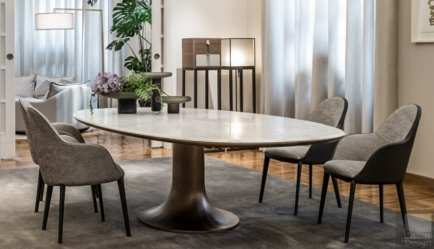 dining tables Trendy Dining Tables For A Modern Lifestyle Giorgetti tables
