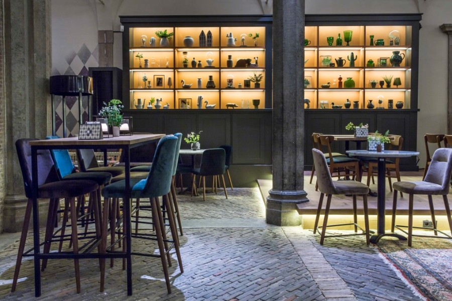 The Stunning Interior Design of The Waag Restaurant | www.bocadolobo.com #moderndiningtables #tables #diningtables #diningroom #diningarea #diningareadesign #roomdesign #interiordesign #restaurantdesign #restaurants @moderndiningtables