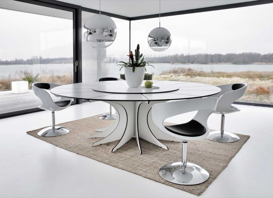 10 Dining Tables Ideas For a Modern Family | www.bocadolobo.com #moderndiningtables #diningtables #diningroom #thediningroom #roomdesign #interiordesign @moderndiningtables
