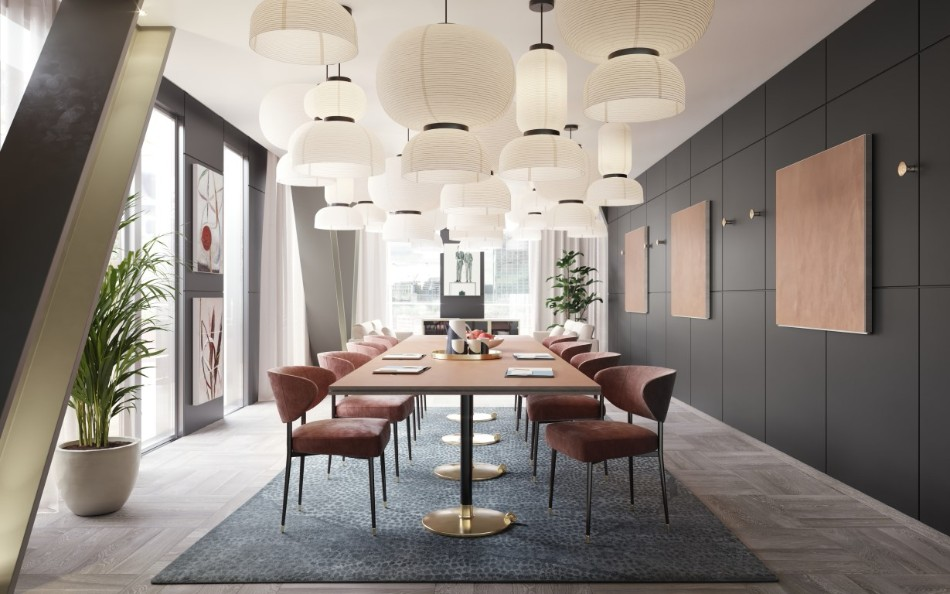 10 Dining Tables Ideas For a Modern Family | www.bocadolobo.com #moderndiningtables #diningtables #diningroom #thediningroom #roomdesign #interiordesign @moderndiningtables Dining Tables 14 Dining Tables Ideas For a Modern Family 10 Dining Tables Ideas For a Modern Family 4