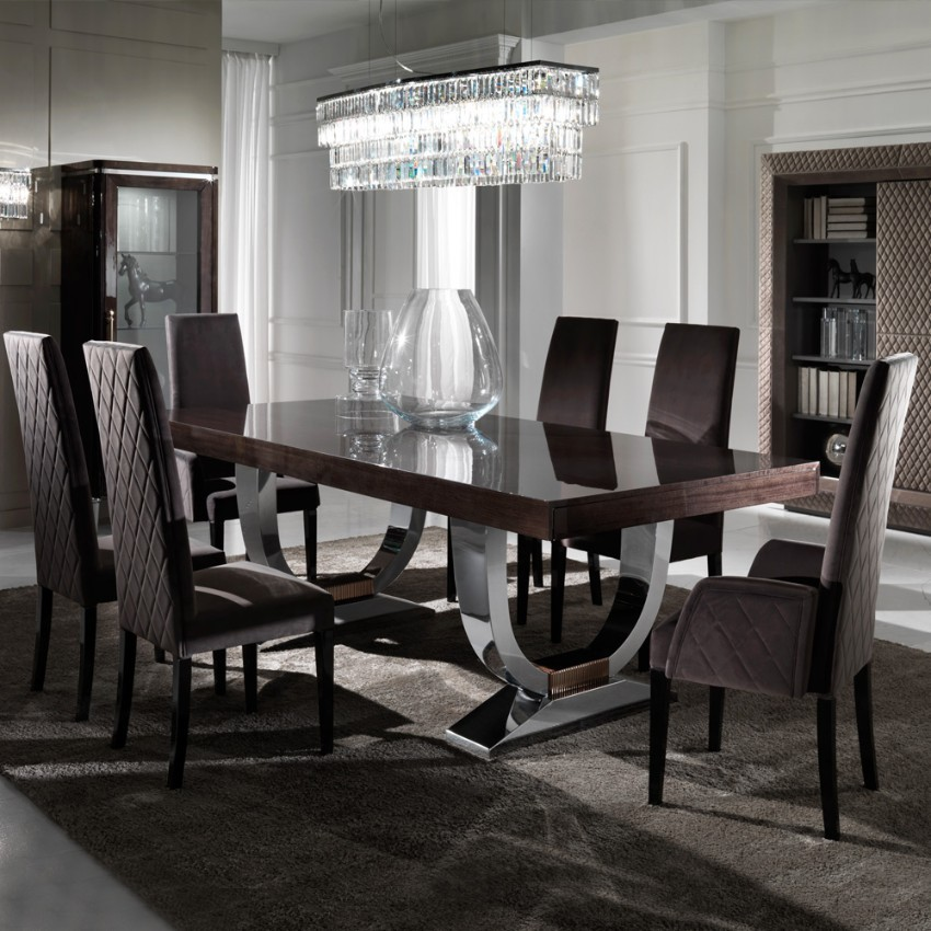 dining furniture, woode dining tables wood dining tables Exquisite Wood Dining Tables For Your Dream Dining Space 10 Round Dining Tables to Create a Cozy and Modern Decor1