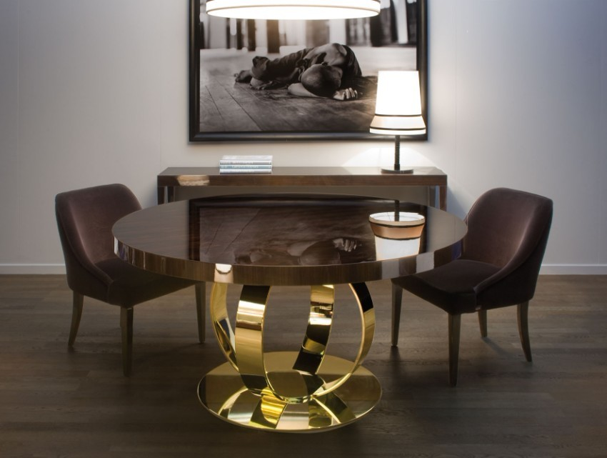 dining tables , luxury dining