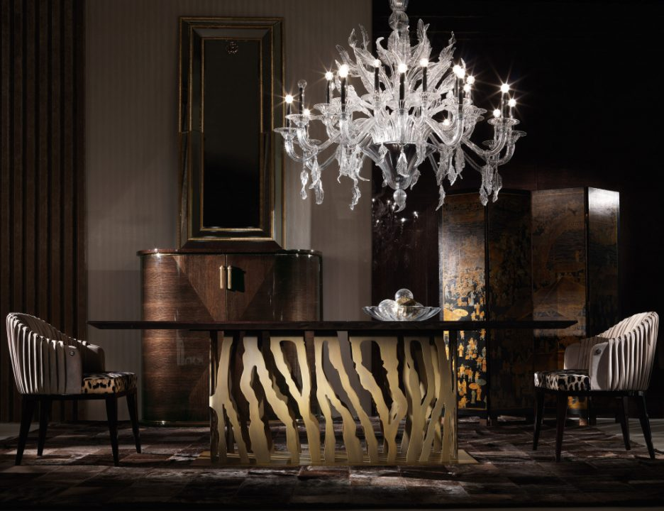 15 Luxury Italian Dining Tables You Need To See