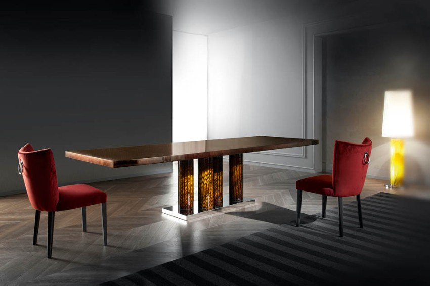 italian dining tables 15 Luxury Italian Dining Tables You Need to See 15 Luxury Italian Dining Tables You Need to See 9