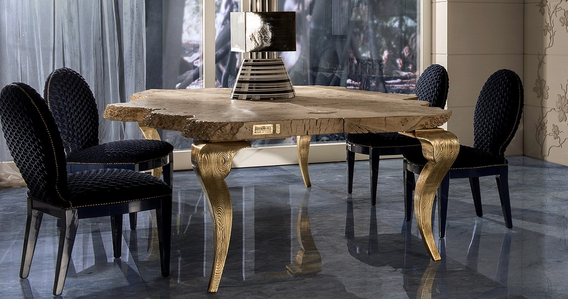Equip Your Home And Living With Modern Dining Tables