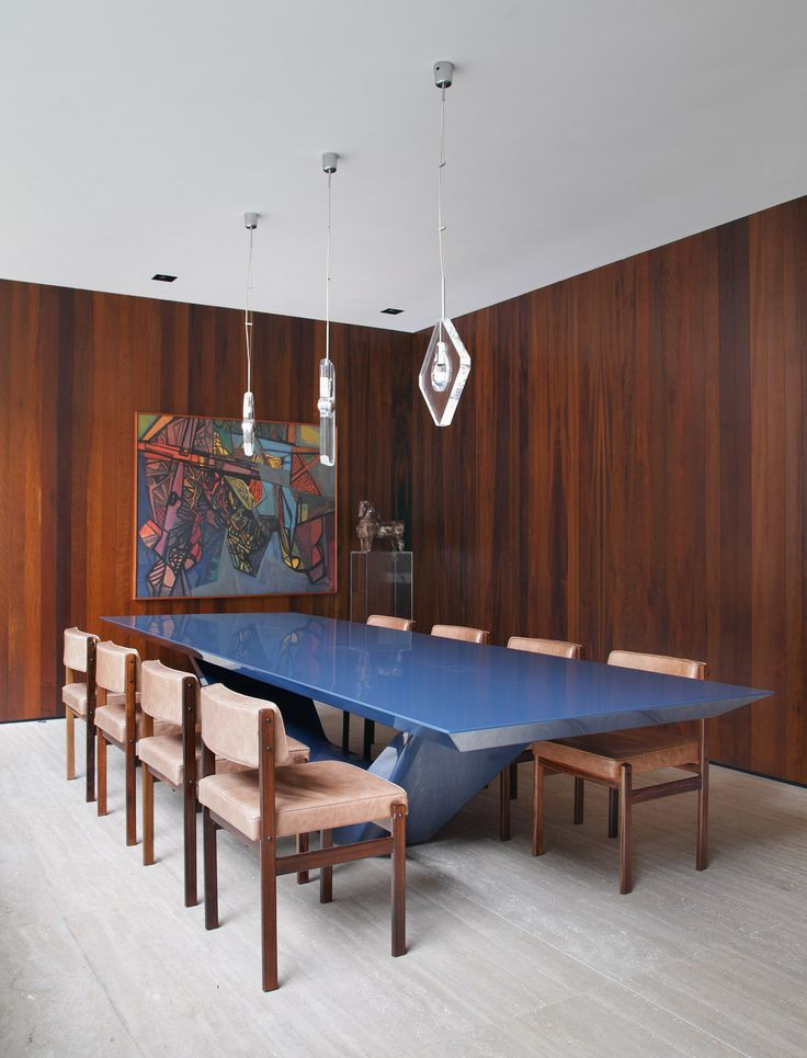 dining tables Stylish Dining Tables That Fit A Whole Family 60 Modern Dining Room Design Ideas4 11