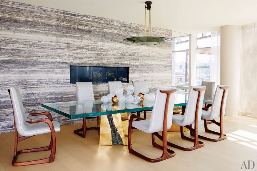 dining tables dining tables Stylish Dining Tables That Fit A Whole Family 60 Modern Dining Room Design Ideas7 11