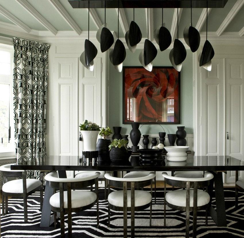 trendy tables Get Inspired By 10 Trendy Tables Contemporary Dining Room Ideas to Inspire You3