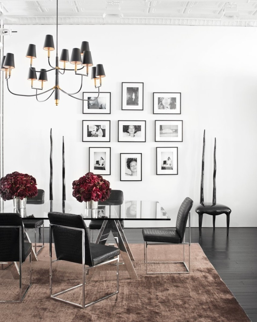 ryan korban Get Inspired By Brilliant Dining Room Ideas By Ryan Korban Ryan Korban dining tables5