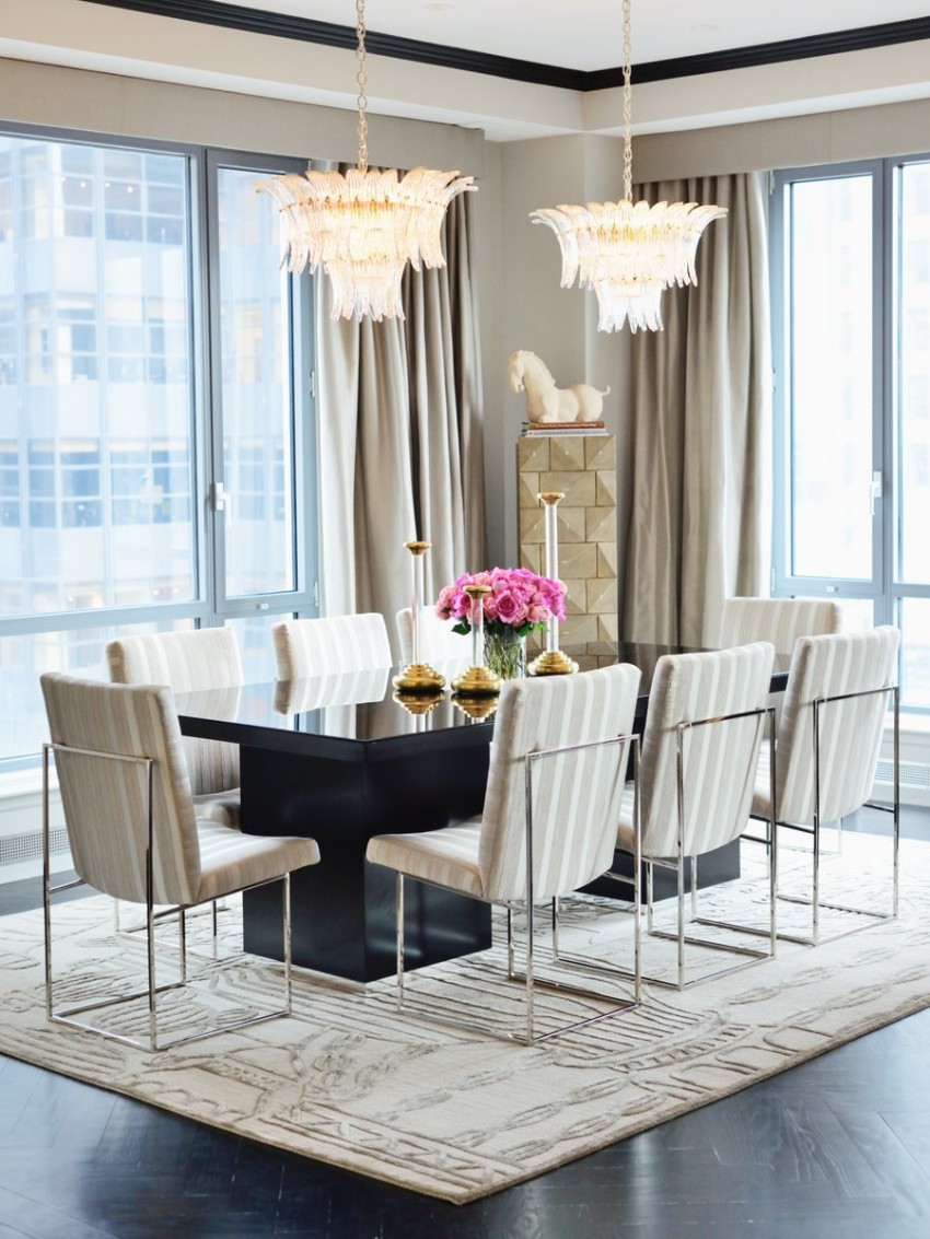 ryan korban Get Inspired By Brilliant Dining Room Ideas By Ryan Korban Table Trends For Your Dining Room