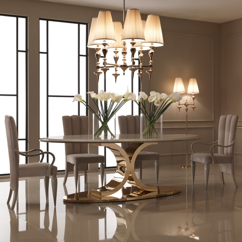 modern home and living designer tables Designer Tables For A Gorgeous Home Table Trends For Your Dining Tables 6