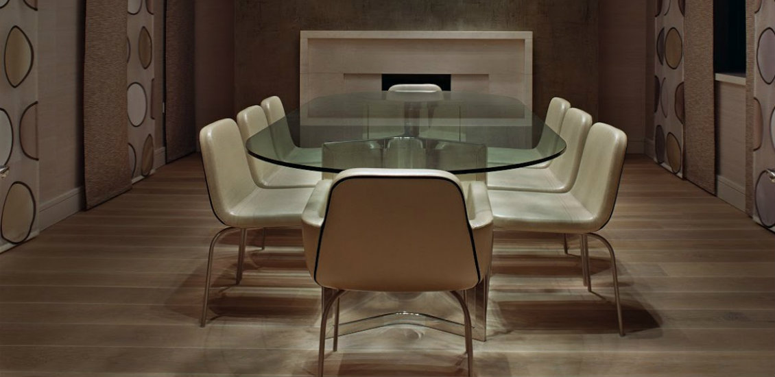 The Most Stunning Dining Tables By Hudson Furniture