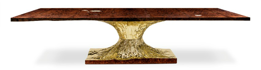 modern dining tables modern dining tables 10 Of The Most Expensive Modern Dining Tables You Can Buy In 2018 10 Of The Most Expensive Modern Dining Tables You Can Buy In 2018 6 2